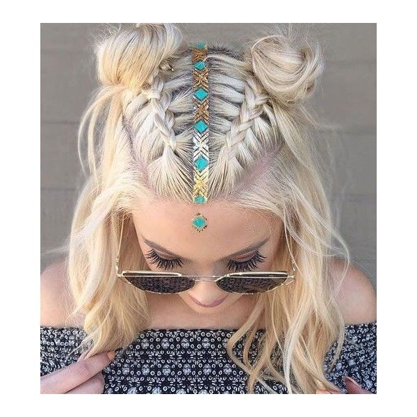 50 Amazing Updos for Medium Length Hair STYLE SKINNER ❤ liked on Polyvore featuring accessories, hair accessories and formal hair accessories