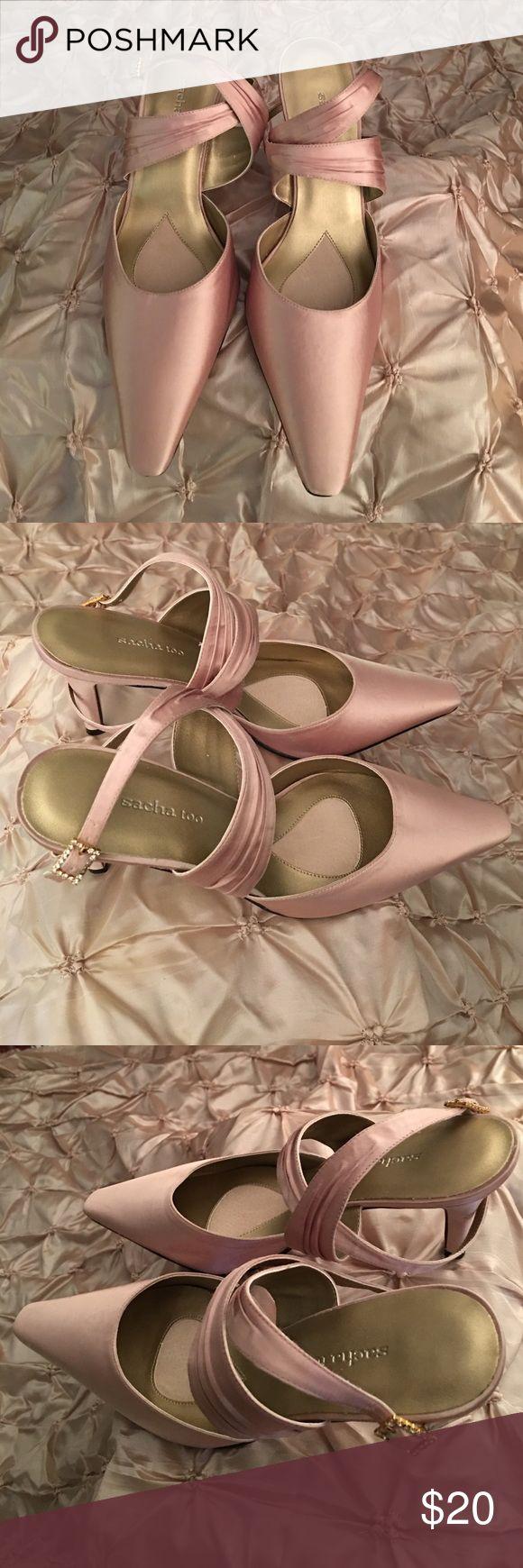 Sacha too Dressy Heels Sacha too Dressy Heels Champaign Pink Sacha too Shoes Heels