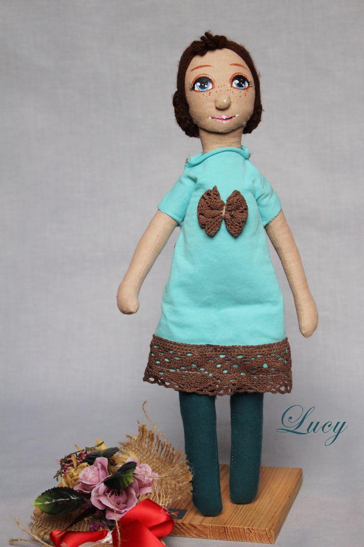 Lala szmiacianka Lucy