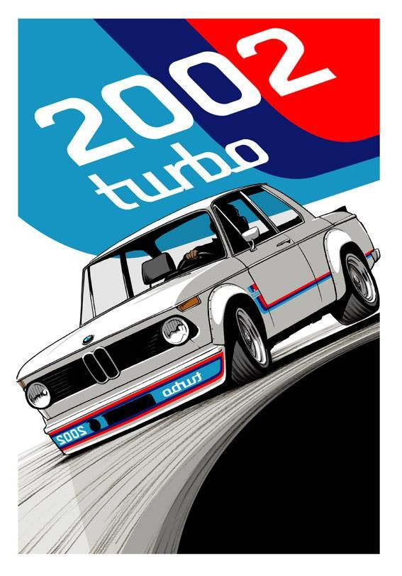 Turbo-Print von Guy Allen