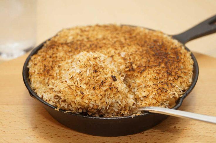 丸めないし揚げないズボラなレシピ。スコップコロッケを作ってみよう♩ - macaroni