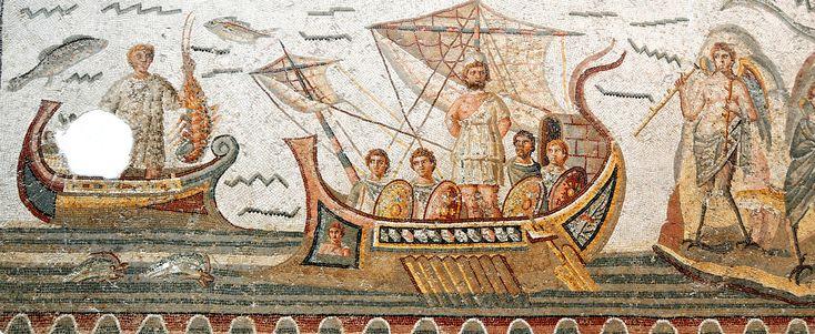 Odiseo es la representación de la aventura humana, y el resumen de todos los viajeros de este Adviento. A veces se porta bastante mal, pero siempre acaba conquistándonos, quizá por eso mismo.