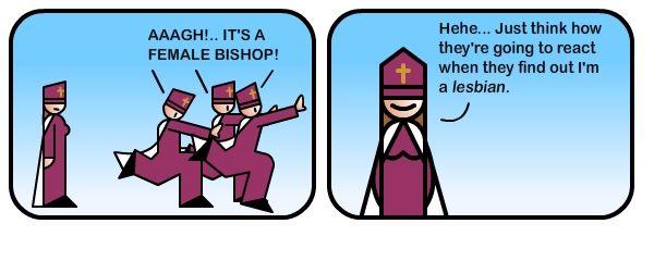 AAAGH Female Bishop..... 1071