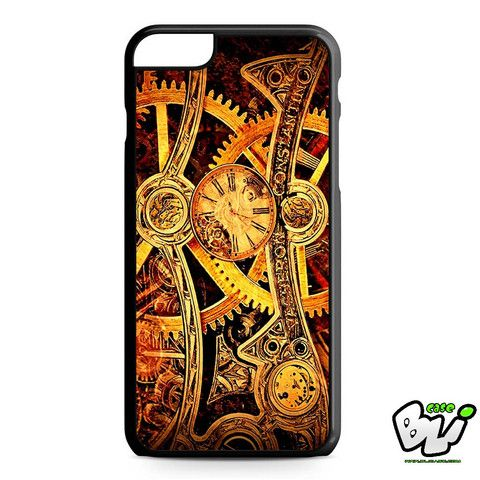 Steampunk Clockwork iPhone 6 Plus Case | iPhone 6S Plus Case