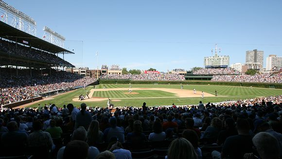 Wrigley Field Seating Chart, Pictures, Directions, and History - Chicago Cubs - ESPN