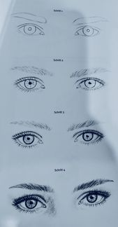 Pin von Alexander Doerge auf Zeichnen in 2020   Augen ...