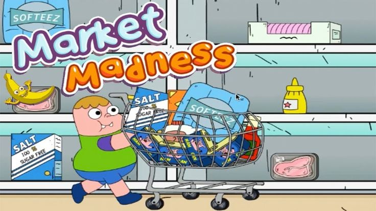 Market Madness: Clarence - Cartoon Network Games.