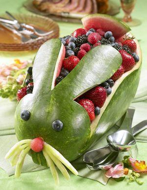 watermelon baskets - Google Search