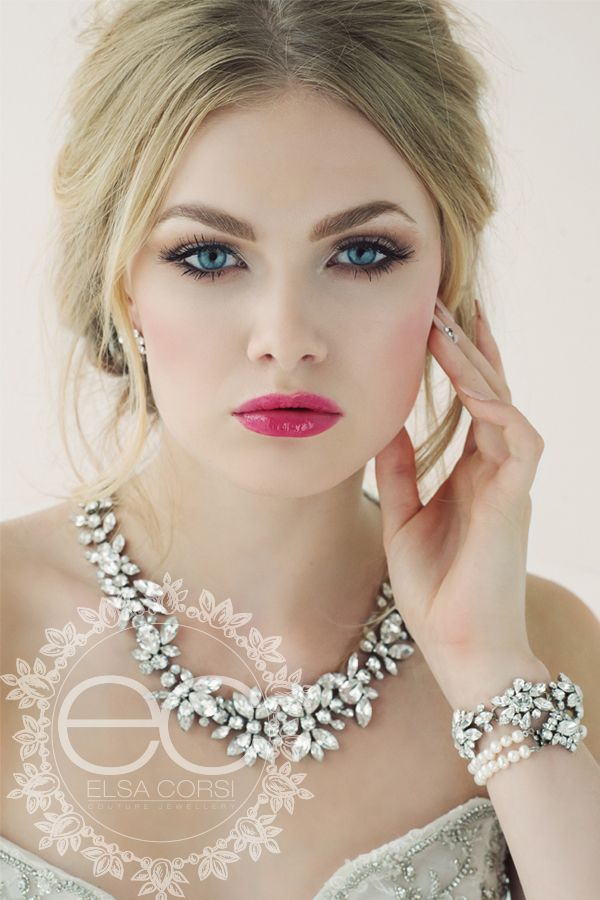WedLuxe  Elsa Corsi Couture Jewellery | Photography by ...