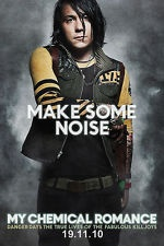 FRANK LERO MY CHEMICAL ROMANCE DANGER DAYS PROMO POSTER NEW A1 LARGE