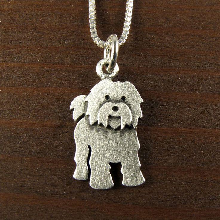 Tibetan Terrier necklace