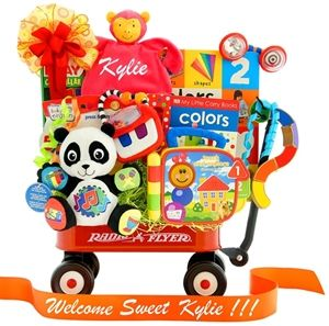 http://www.gotobaby.com/ – Find a personalized gift basket for your baby at Go To Baby packed with educational books, toys and musical rattles.