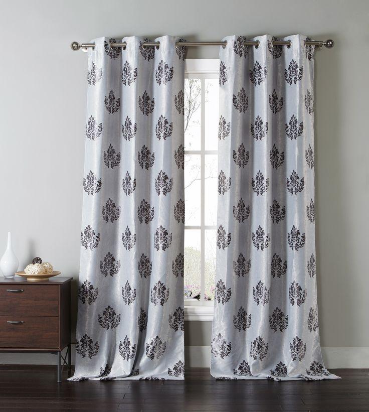 Lanie Blackout Curtain Panel