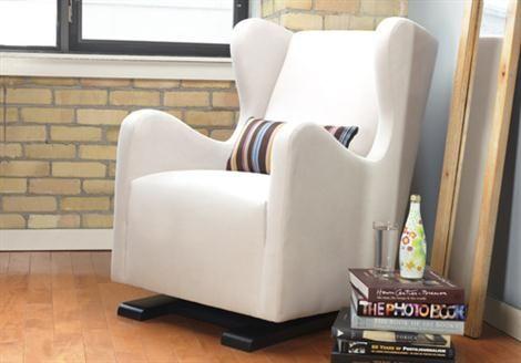 Glider Rocker Chair | Polos Furniture