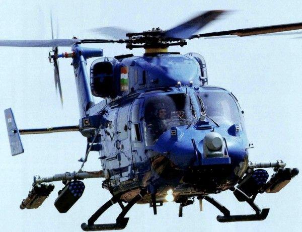 HAL Rudra Advance LIght Helicopter MK-IV