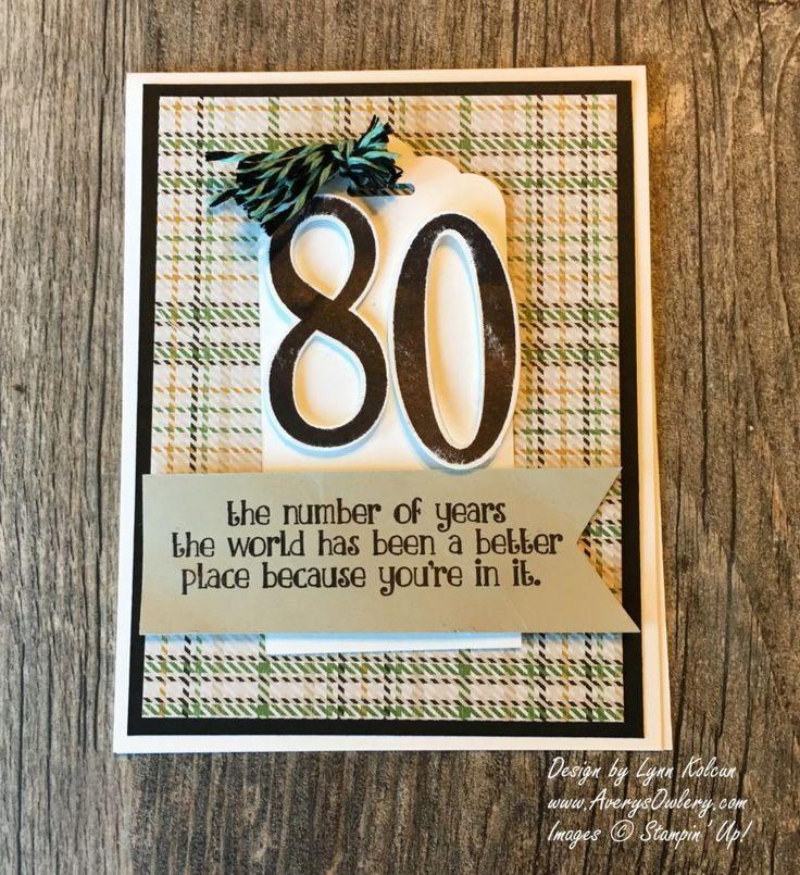 80 Years!! - http://www.averysowlery.com/2016/09/80-years/