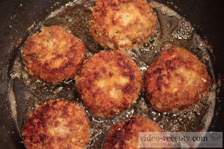 Recept Karbanátky z mletého masa - karbanátky