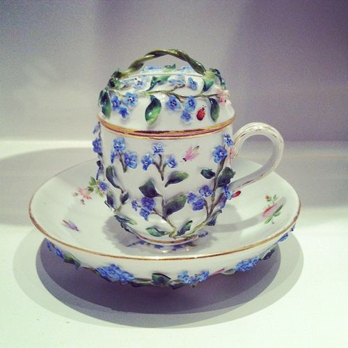 Covered Cup Set