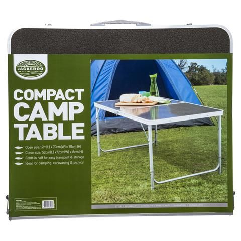 Compact Camp Table