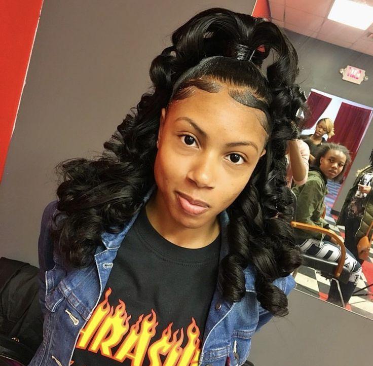 900 Best Hair Images On Pinterest Black Girls Hairstyles