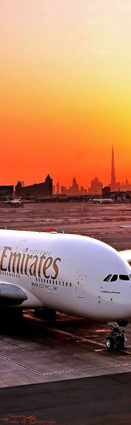 ~Dubai Airport - Emirates is an airline based in Dubai, United Arab Emirates. The airline is a subsidiary of The Emirates Group, which is wholly owned by the government of Dubai's Investment Corporation of Dubai   House of Beccaria