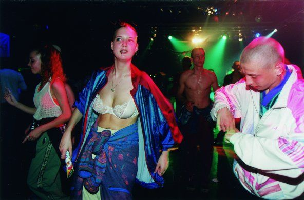 90s dutch gabbers | 70s 80s 90s | Pinterest