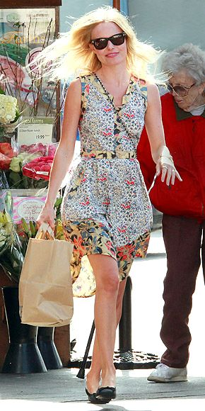 KATE BOSWORTH photo | Kate BosworthFashion Places, Spring Dresses, Fabulous Kate, Kate Bosworth, Ballet Flats, Fashion Looks, Bosworth Style, Floral Dresses, Bosworth Photos