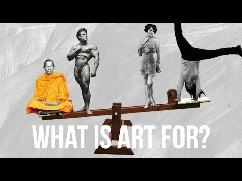 What is Art for? Good for High School, maybe not anything younger though