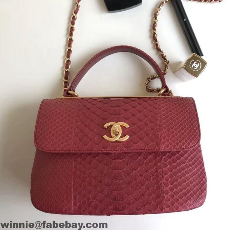 Where to buy Chanel Python Small Trendy CC Flap Bag at Low Price  trendy cc 90adc56199c53