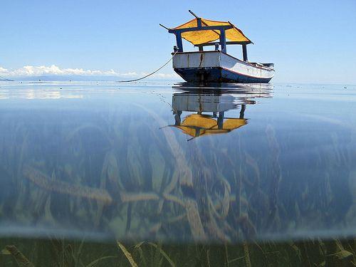 Fishing off Atauro Island, Timor-Leste