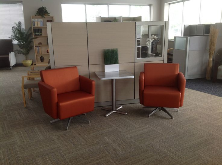 Business Interiors By Staples Auburn Wa Fringe Lounge Seating In Collaborative Open Space