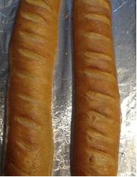 Bread Machine Baguette on MyRecipeMagic.com