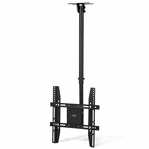17 best ideas about ceiling mount tv bracket on pinterest hanging tv corner tv mount and tv. Black Bedroom Furniture Sets. Home Design Ideas