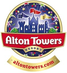 Alton Towers Theme Park, England