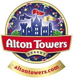 Alton Towers Theme Park, England