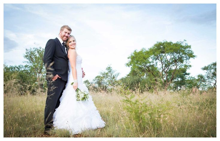 Bruid en Bruidegom in Natuur
