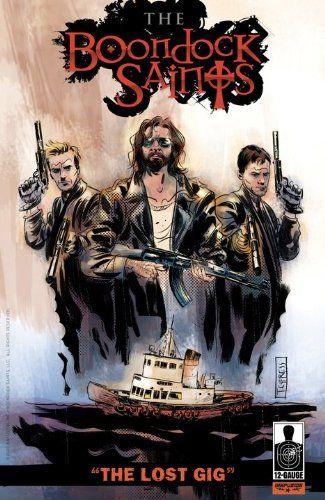 Boondock Saints: The Lost Gig Exclusive Pre-Cursor Book (Boondock Saints) @ niftywarehouse.com #NiftyWarehouse #BoondockSaints #NormanReedus #Film #Movies #CultMovies #CultFilms