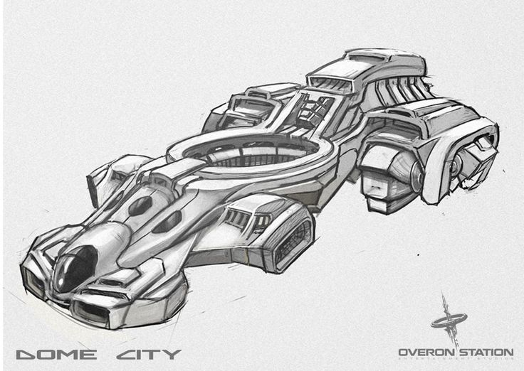"Early concept of TC-8 ""Tessa"" in our upcoming sci-fi adventure game with puzzles and mysteries, Dome City"