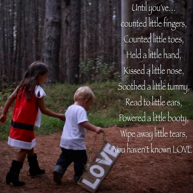 I Love You Little Brother Quotes: Mommy Quotes Big Sister Little Brother