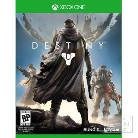 Microsoft Игра для Xbox One Destiny (16+)  — 2740 руб. —  Представляем вашему вниманию научно-фантастический многопользовательский шутер от первого лица Destiny, разрабатываемый студией Bungie, создателями первых трёх частей легендарной игры Halo. Прибытие Странника изменило все. Это событие положило начало Золотому Веку, когда наша цивилизация покорила Солнечную систему… Но ничто не длится вечно. Мы пережили страшный удар. Те, кому повезло уцелеть, построили город в тени Странника и…