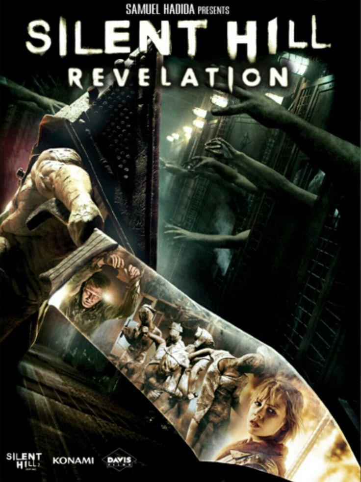 Silent Hill 2 Horror Movie