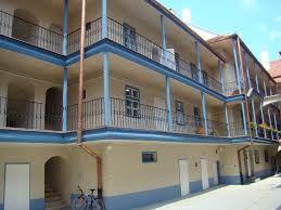 Imagini pentru casa albastra sibiu