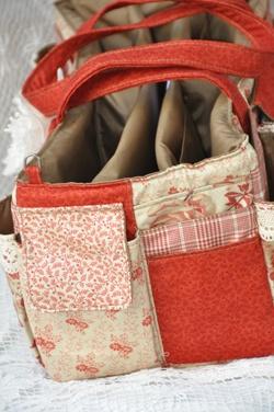 Scrap bag pic 2 of 2.  Inside view