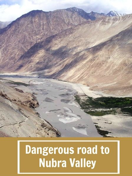 Story about how our bus almost fell into the abyss in Nubra Valley and how this dangerous road looks like. more: http://www.pathismygoal.com/how-our-bus-almost-fell-into-the-abyss-in-nubra-valley/