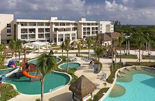 Club Melia Resorts in Mexico