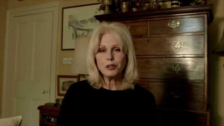 Joanna Lumley supports the Kogi's message