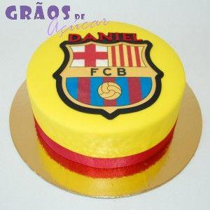 Barcelona Básico - Grãos de Açúcar - Bolos decorados - Cake Design