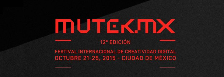 MUTEK Mexico has announced a new batch of artists for its 14th edition.