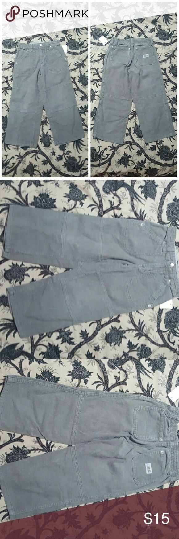 *NEW* Old Navy Gray Cord Pants Boys Sz 4T *NEW* Old Navy Gray Cord Pants Boys Sz 4T Old Navy Bottoms