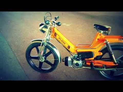 Moped puch 11